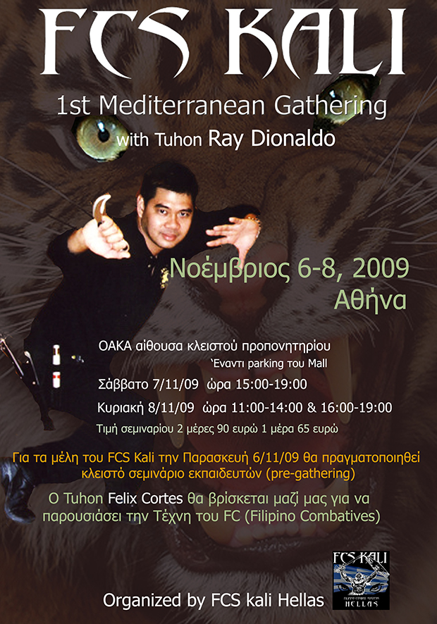 1st mediterranean Advert