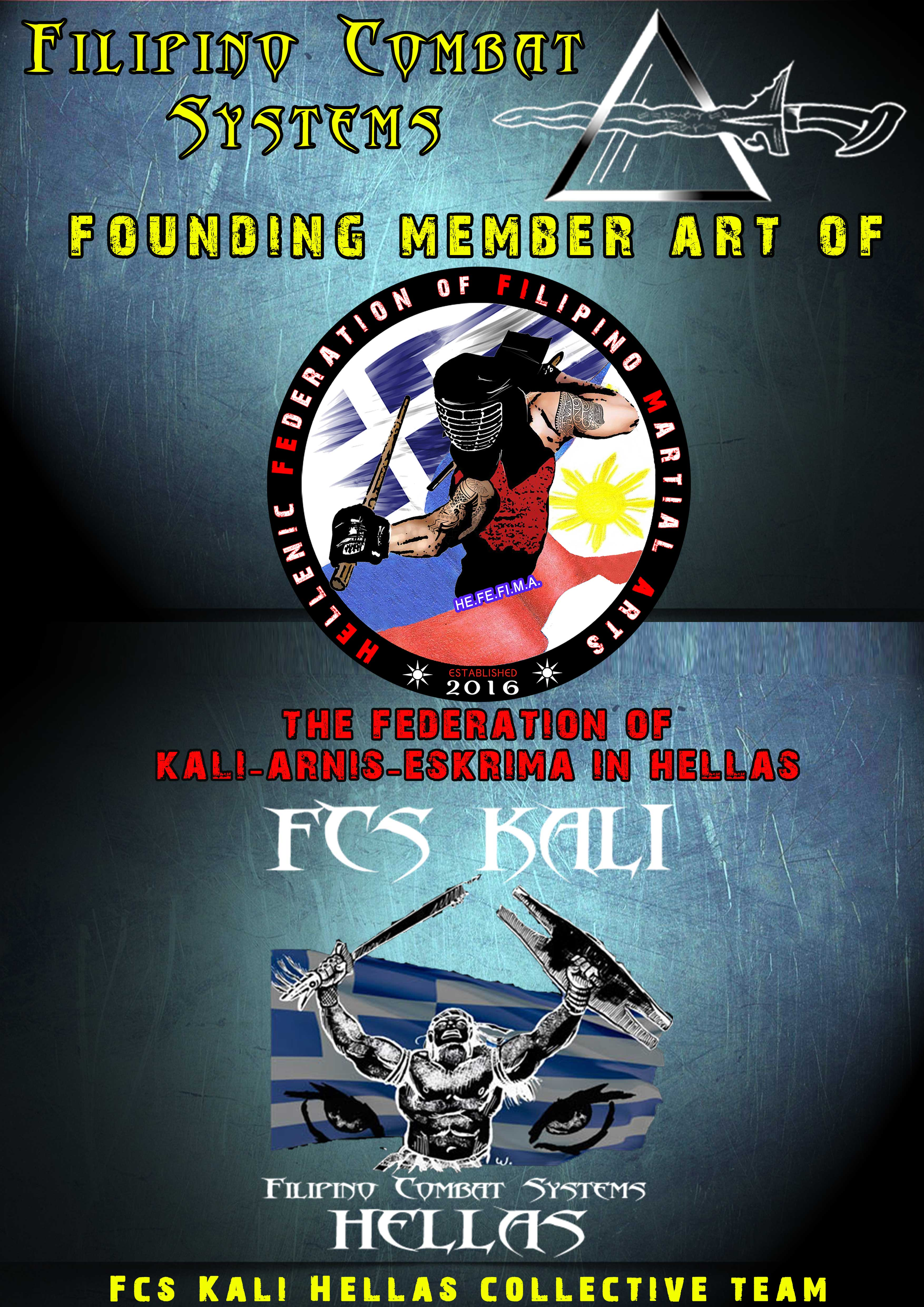 Hellenic Federation of Filipino Martial Arts